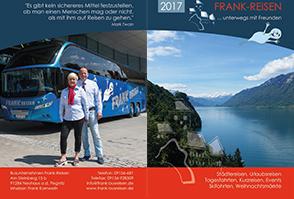 Frank busreisen startseite for Frank flechtwaren katalog 2017